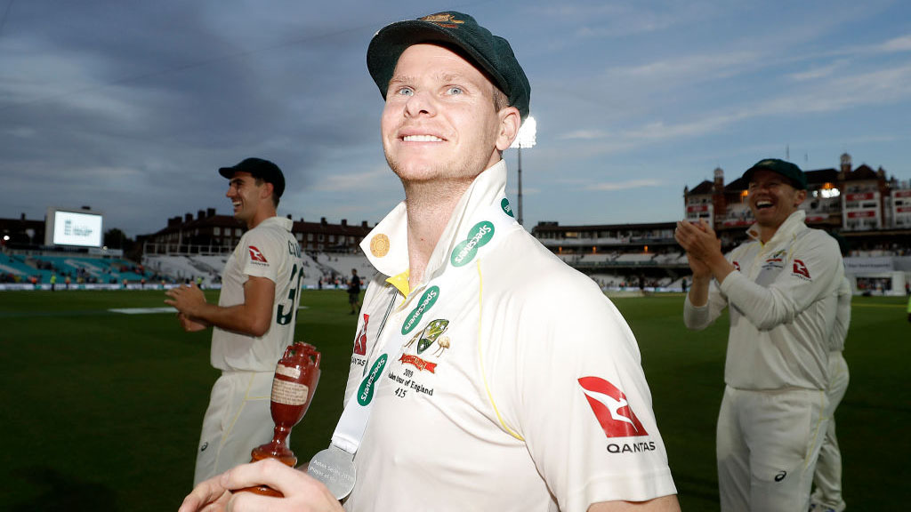 Australian coach Justin Langer doesn't rule out shifting Steve Smith into national captaincy