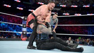 WWE バックラッシュ ローマン・レインズ vs. サモア・ジョー