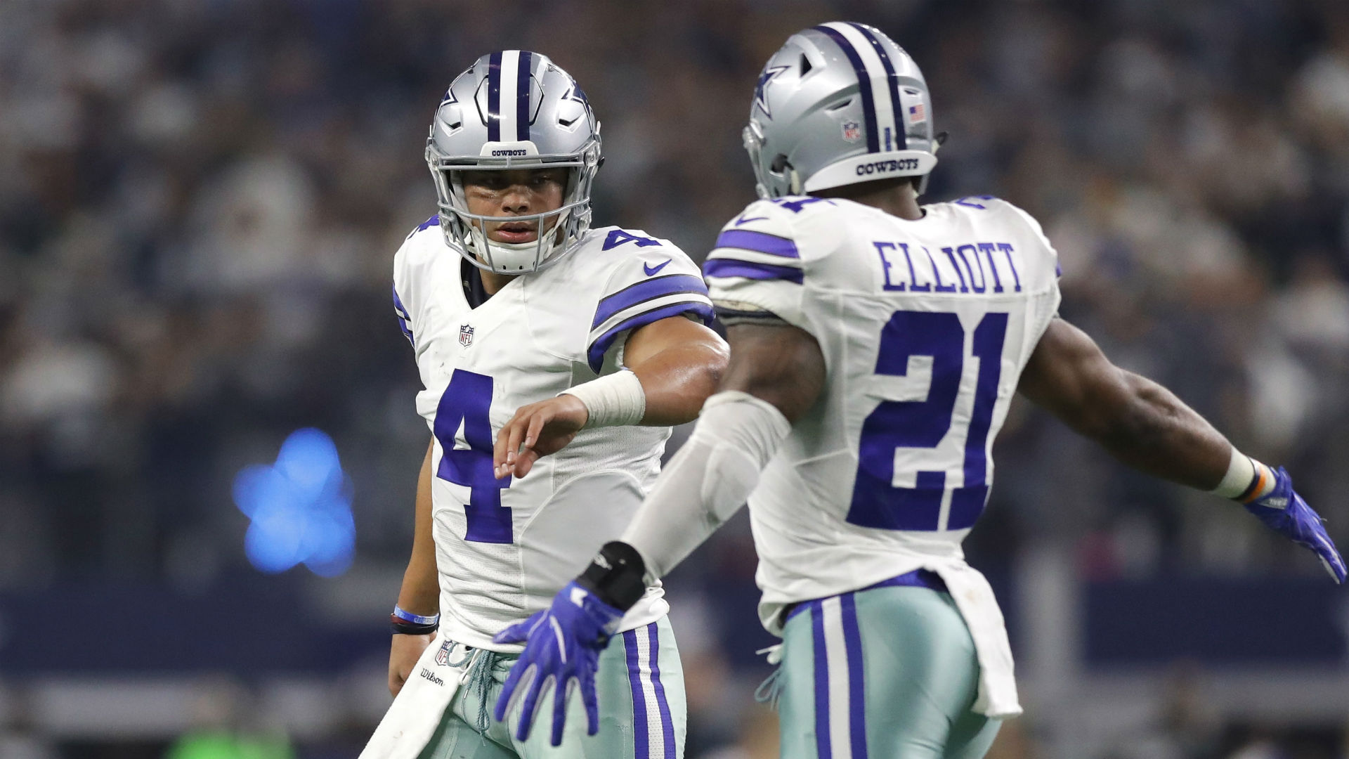 How Cowboys can stay in playoff picture, make postseason with Ezekiel Elliott