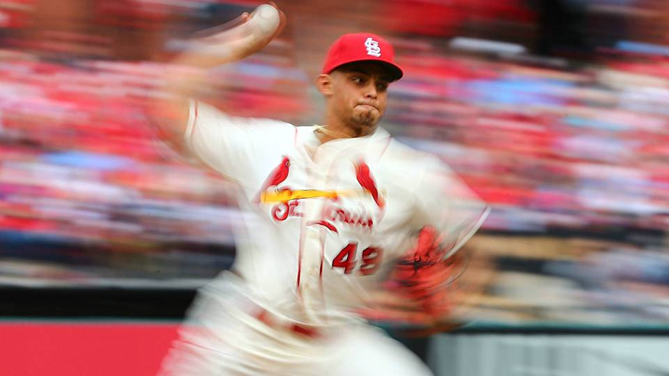 Cardinals' Jordan Hicks continues to make unlikely MLB ...
