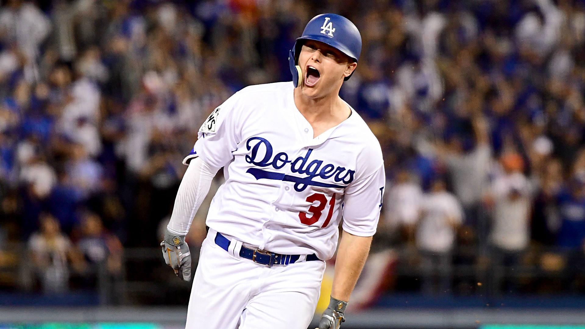 super cute b7de9 b4f69 World Series 2017: Joc Pederson has been Dodgers' consistent ...