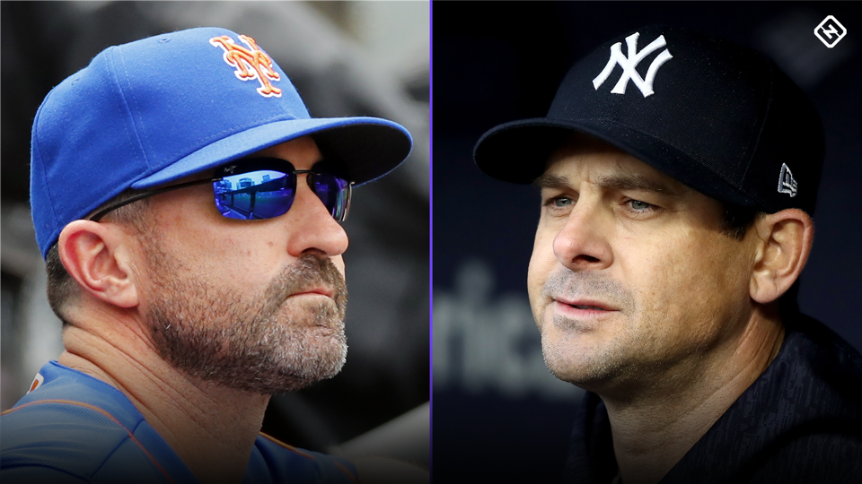 Despite their similarities, Aaron Boone and Mickey Callaway trending in different directions