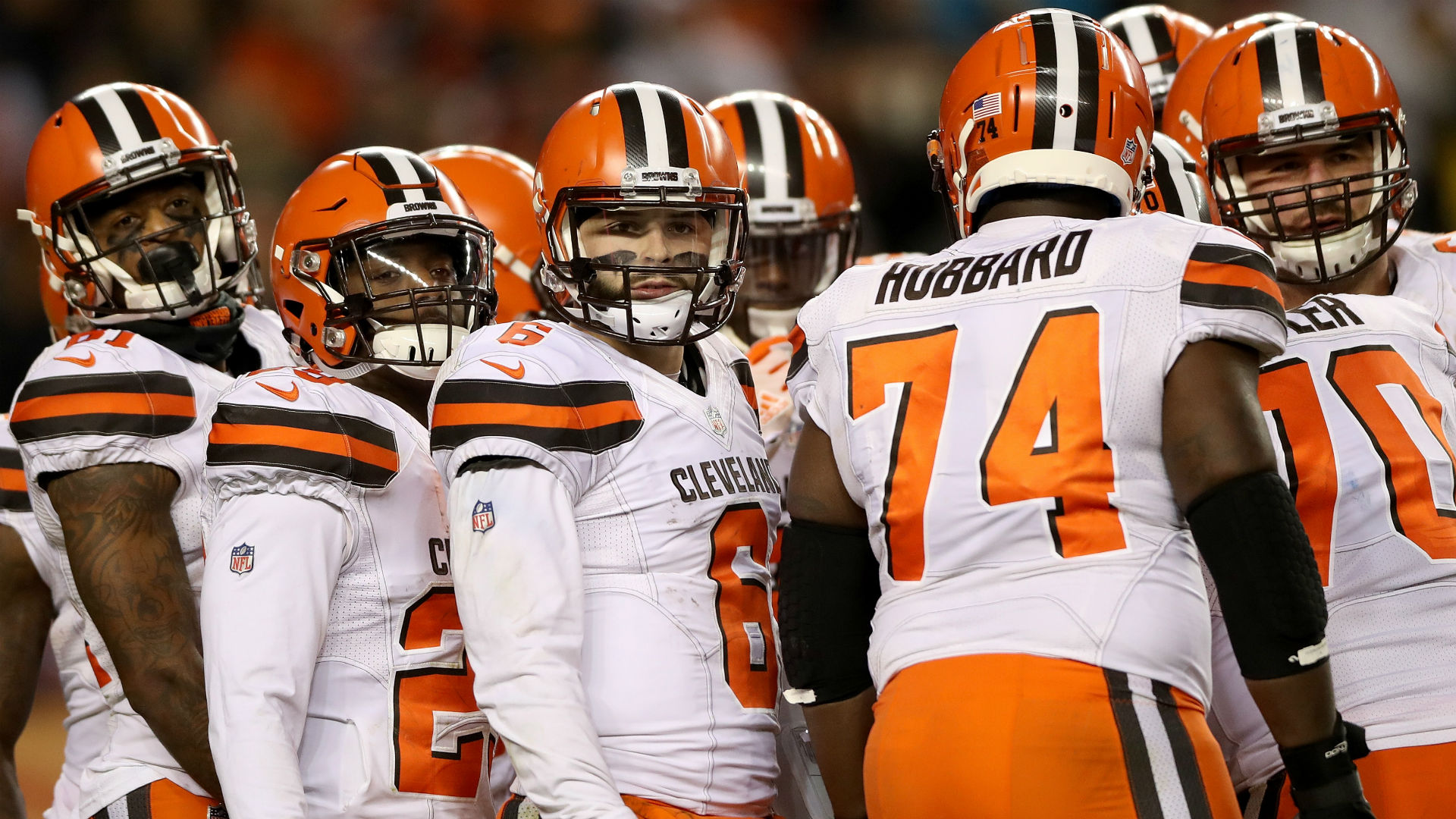 Cleveland Browns 2019 MVP, OPOY, and DPOY at the bye week