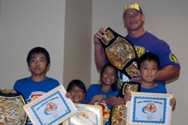 WWE CSR