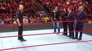 WWE, ロウ, #1334, マクマホン