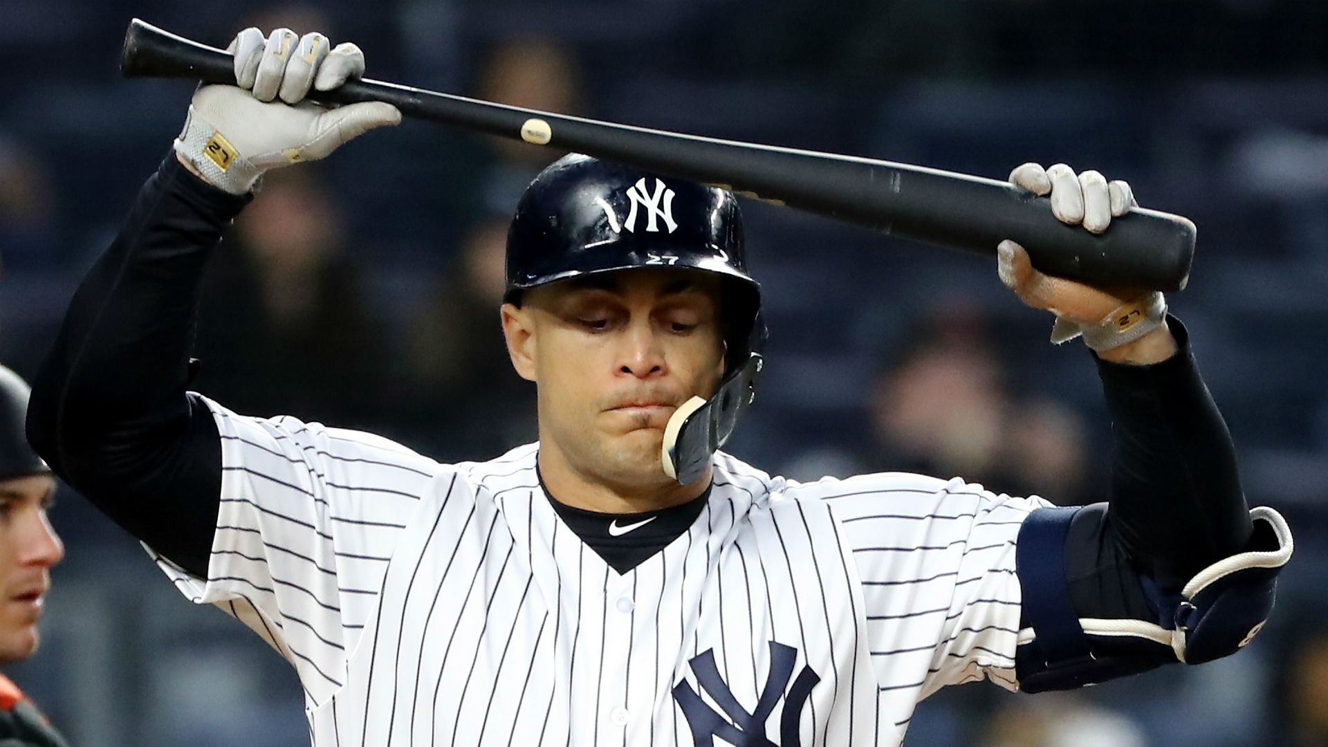 Fear Not Yankee Fans Giancarlo Stanton Has Been Through This