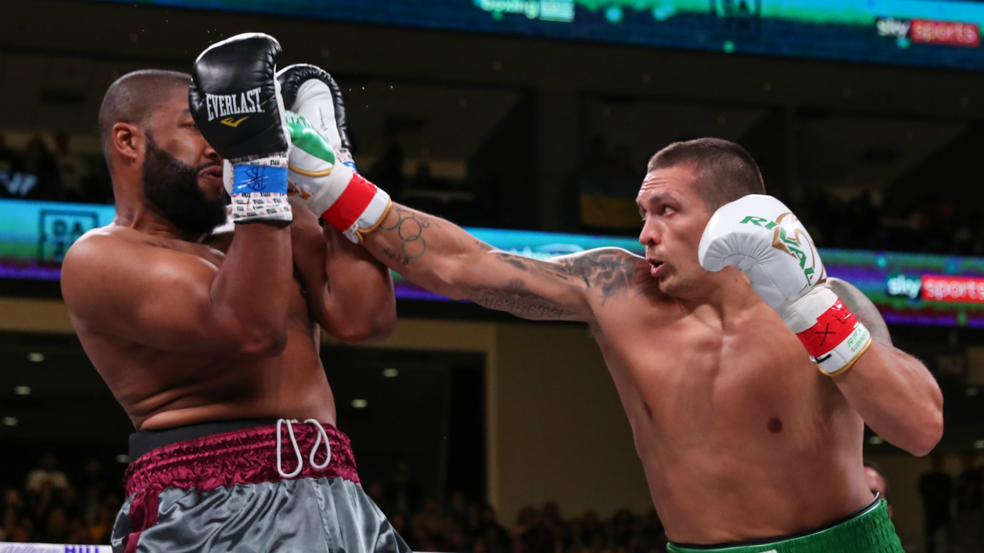 What we learned from Oleksandr Usyk's successful heavyweight debut