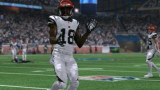 Color Rush Cincinnati Bengals Madden NFL 17