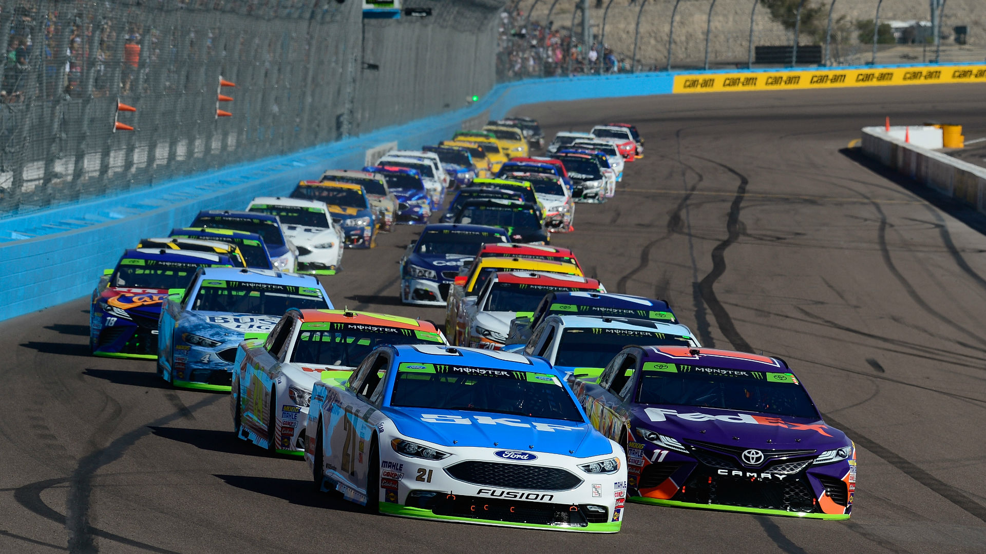 Nascar Schedule 2019 Date Time Tv Channels For Every Cup Series