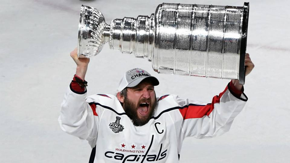 Washington Capitals start – and end – new tradition with Stanley Cup