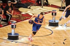 NBA Skills Challenge