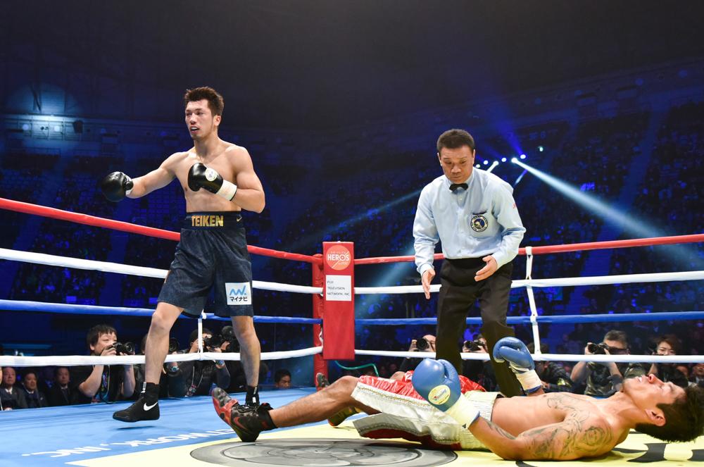 ブルーノ・サンドバル vs. 村田諒太
