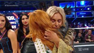 WWE, スマックダウン, #1004, ベッキー, シャーロット