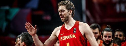 Pau Gasol Spain FIBA