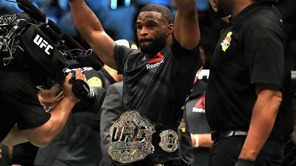 UFC 228: Where is the respect for Tyron Woodley?