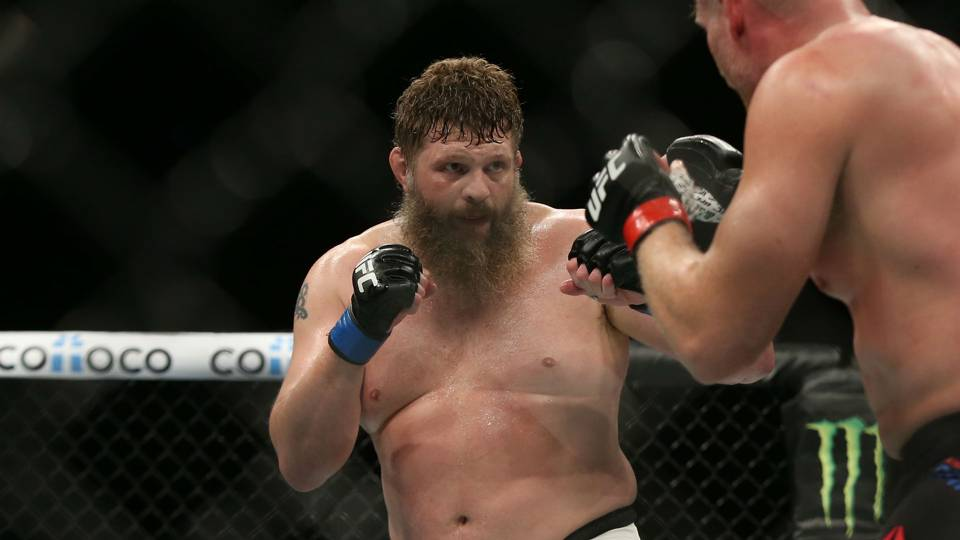 Bellator 207: Roy Nelson would love to punch Matt Mitrione one more time