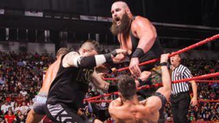 WWE ロウ #1307 MITB 前哨戦 ストローマン