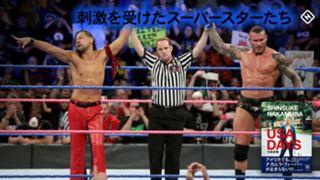 WWE, 中邑真輔, USADAYS, 第43回