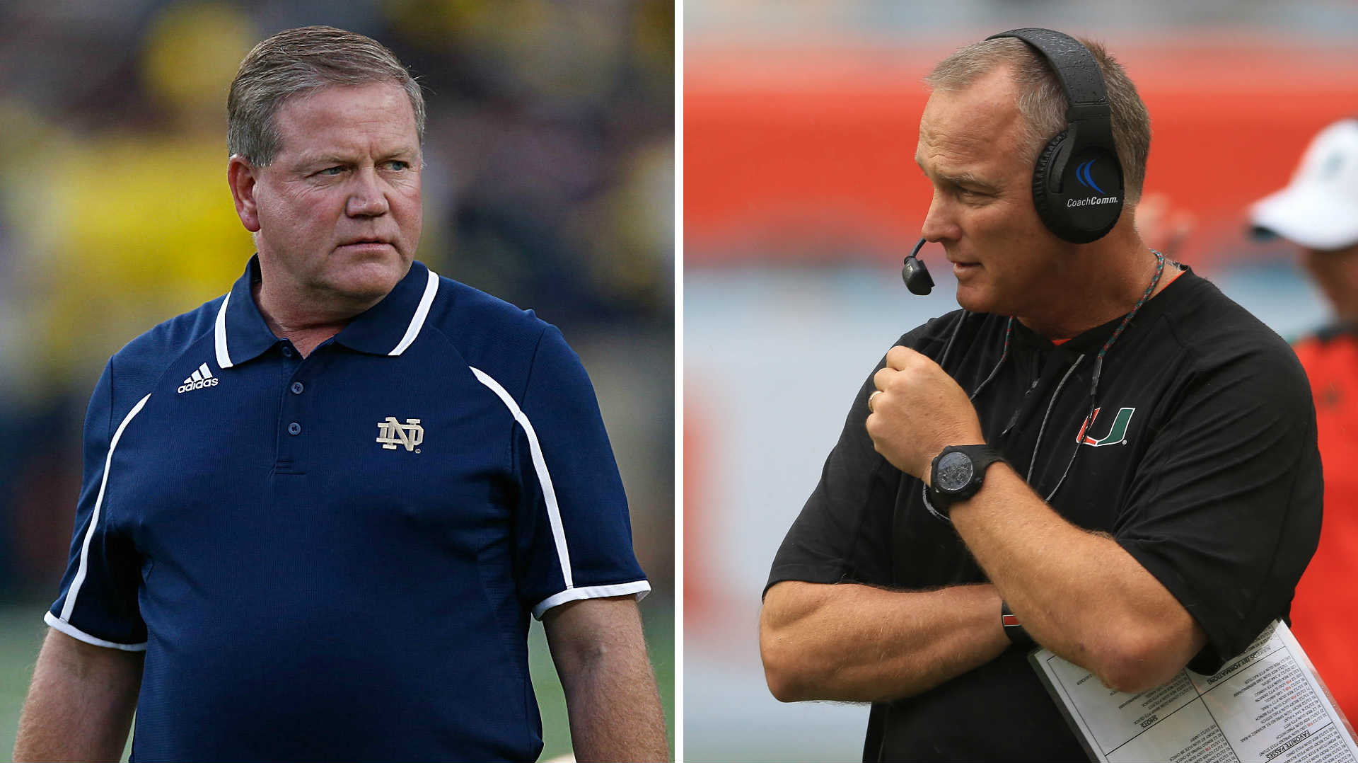 Notre Dame vs. Miami: A rivalry that could be great again, if the schedule allowed it
