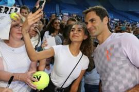 Roger Federer 2017 December 2