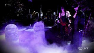 WWE ロウ #1326 DX アンダーテイカー
