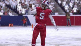 Color Rush Buffalo Bills Madden NFL 17