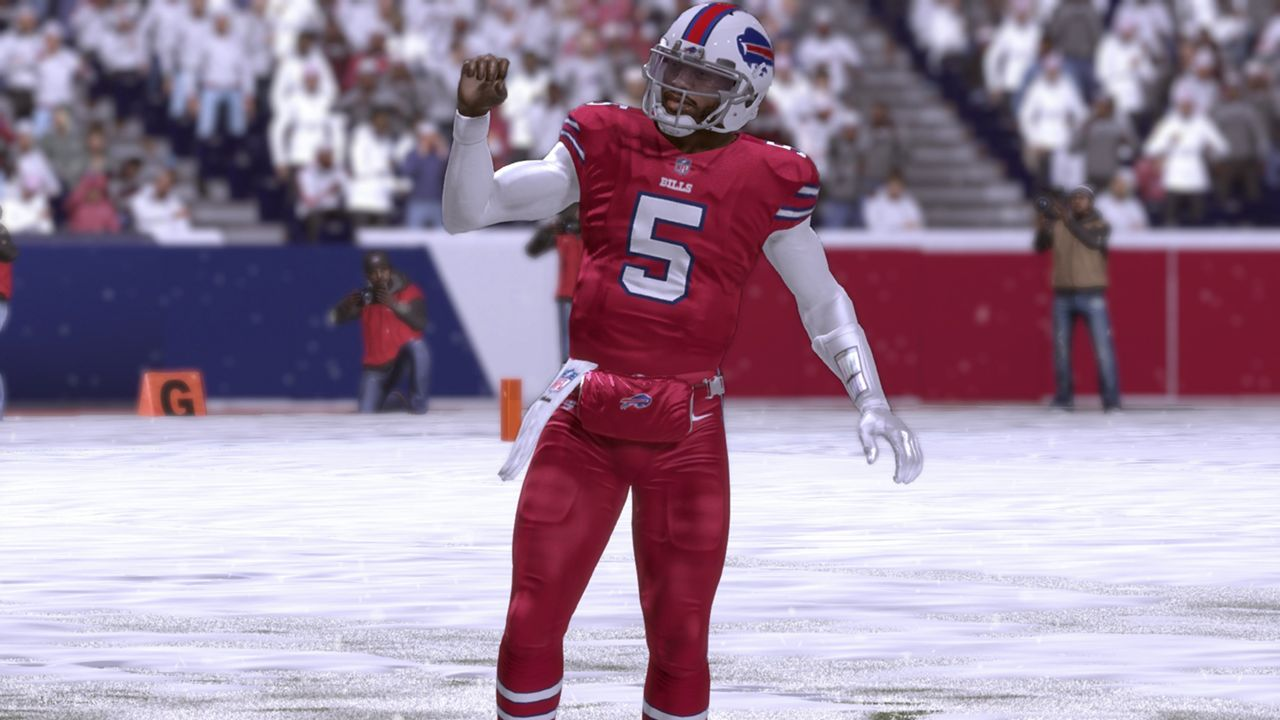 on sale 1df44 b4f37 Check out every team's Color Rush uniform in 'Madden NFL 17 ...