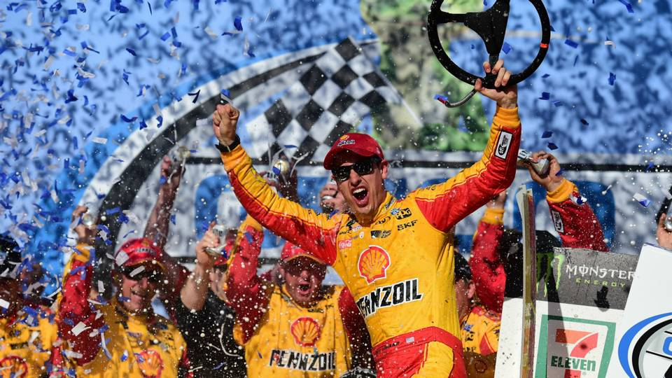 NASCAR at Talladega: Outcomes, highlights from Joey Logano's Geico 500 victory