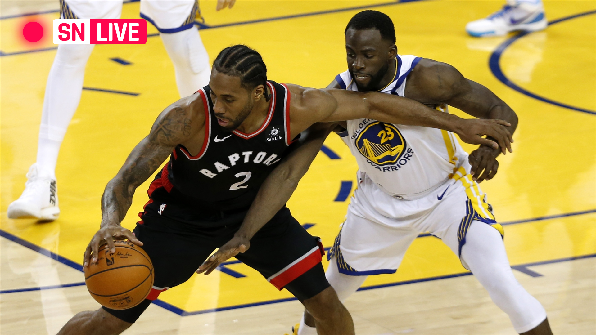 Raptors vs. Warriors results: Toronto wins franchise's first-ever NBA title