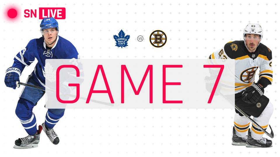 Bruins vs. Maple Leafs Game 7: Live rating, updates from first-round series finale