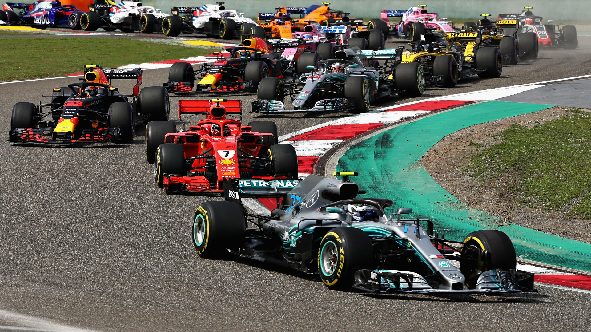 F1 Chinese Grand Prix: Start time, TV channel, live stream for 2019 race