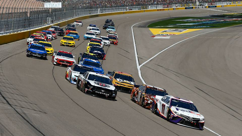 NASCAR new rules package: 2019 schedule for aero package at every Cup race