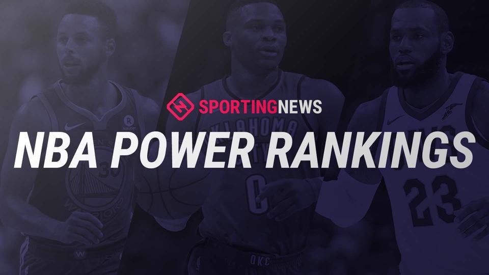 NBA Power Rankings: Celtics ride defense to No. 1 spot, Cavs keep stumbling