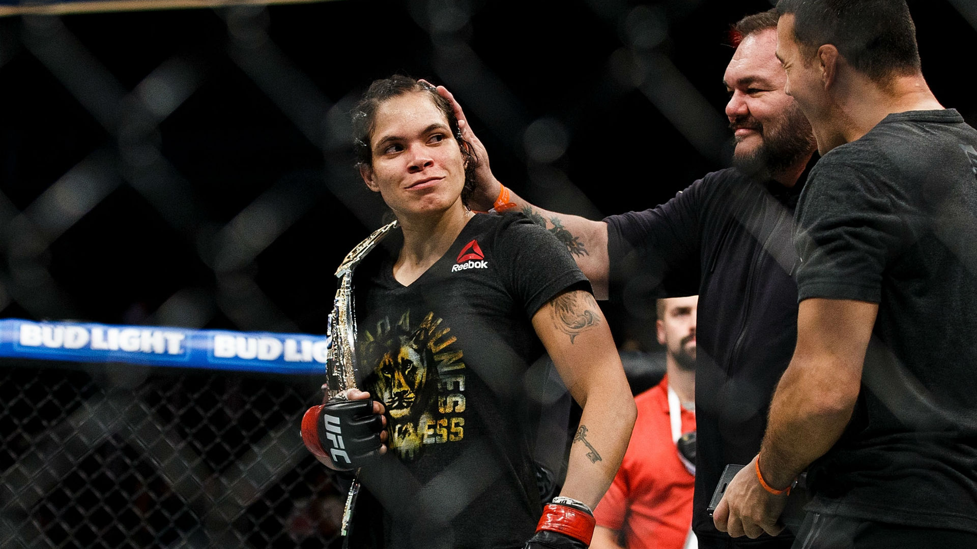 UFC 239: Amanda Nunes is undeniably the greatest female fighter all time