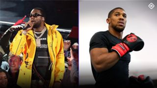 Meek Mill Anthony Joshua