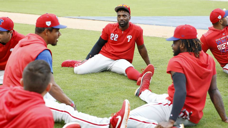 Bryce Harper has raised already high expectations in loose Phillies clubhouse