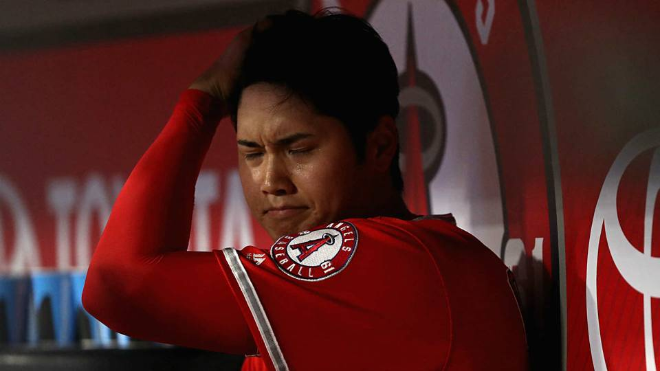 Shohei Ohtani injury update: Angels rookie has another blister issue, leaves start