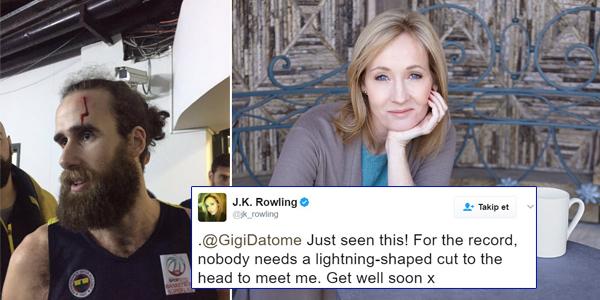 Datome JK Rowling