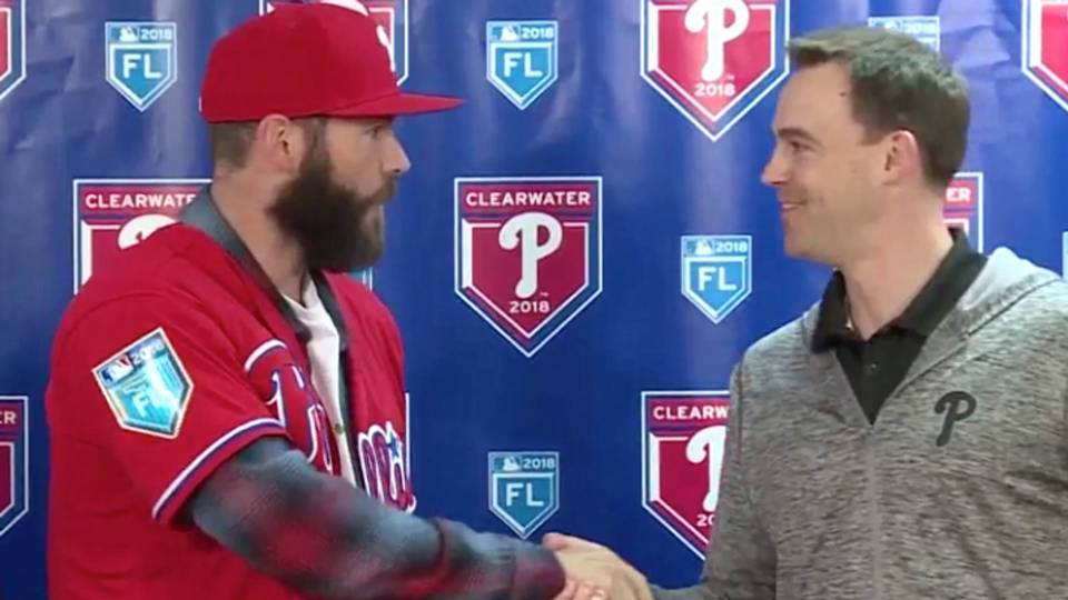 Ask Jason: On the Phillies paying Jake Arrieta, my favorite minor-league names and hot dogs