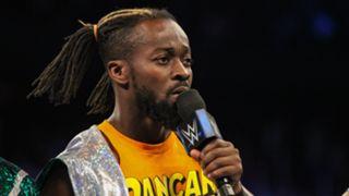 "Kofi Kingston says Sheamus & Cesaro ""lowered"" The Bar last week."