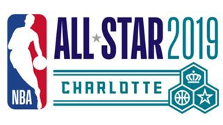 NBA All-Star 2019 logo for header