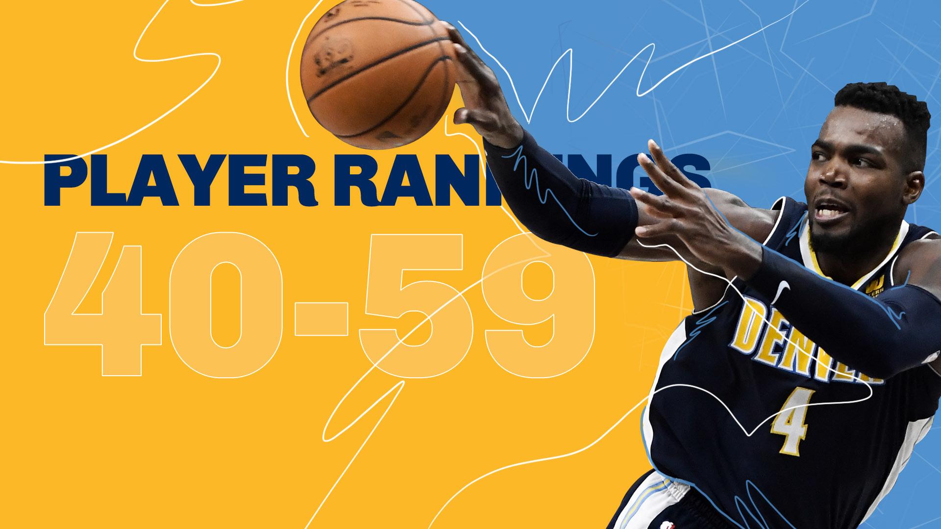 d8cbf123a10 Sporting News' NBA Top 100: Ranking basketball's best players (40-59) |  Sporting News