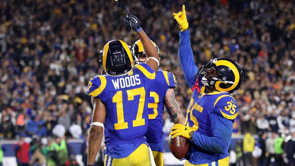 Rams vs. Cowboys results: Score, updates, highlights from LA's NFC divisional win