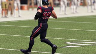 Color Rush Houston Texans Madden NFL 17