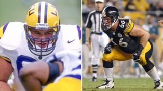 LSU: G/T Alan Faneca, Steelers, Lions, Cardinals