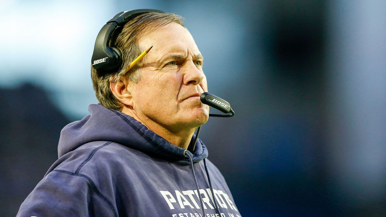 388a6fc0846 NFL coach rankings 2015  Belichick still taking the air out of his rivals