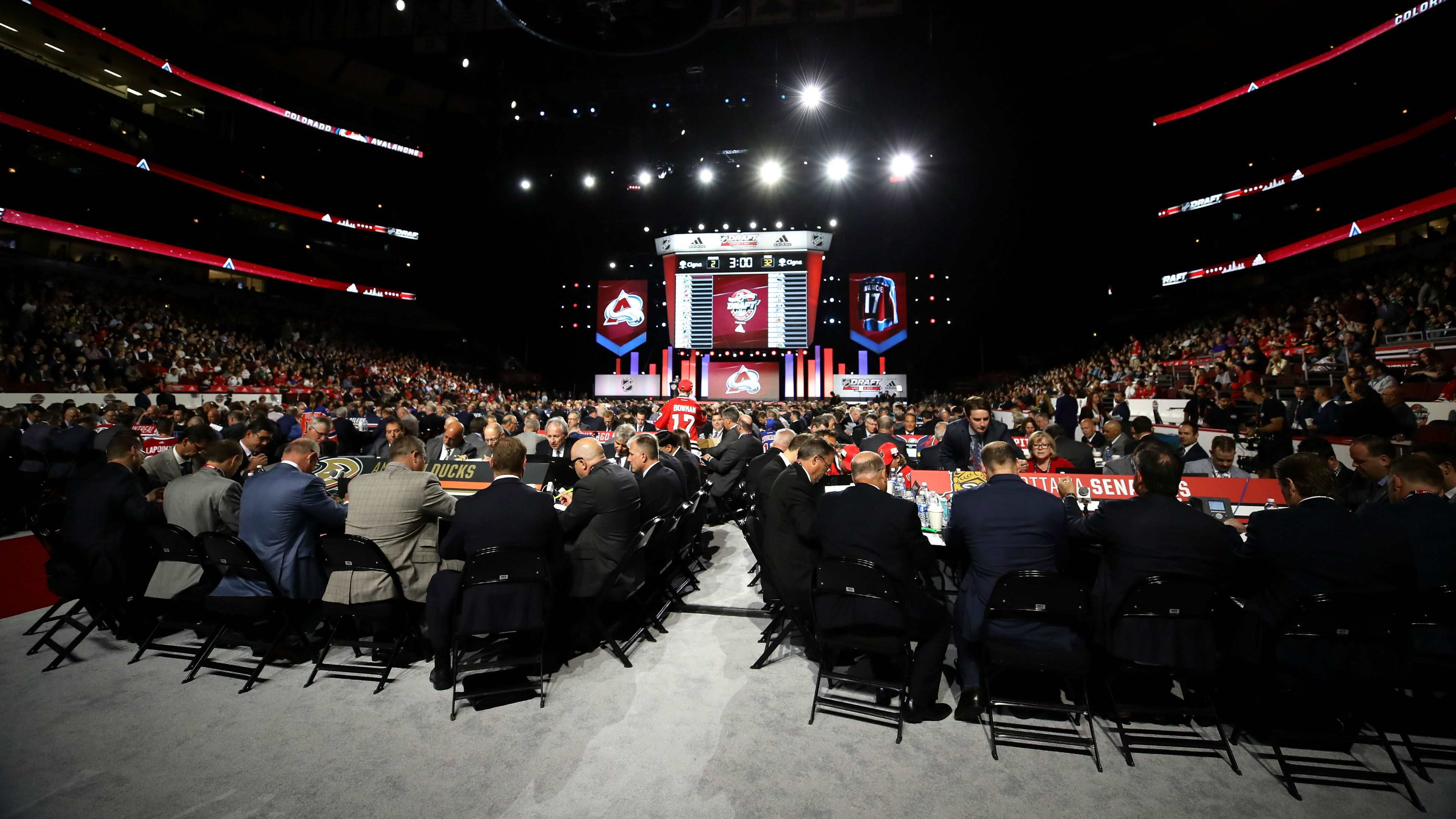 NHL Draft order 2019: Complete list of picks for Rounds 1-7