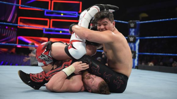 WWE, 205 LIVE, #112, 結果