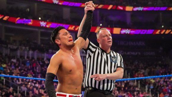 WWE, 205 LIVE, #110, 戸澤が4ウェイ戦出場権獲得