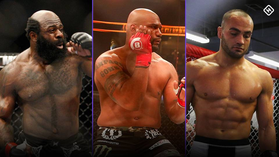 Ranking the biggest fights in Bellator history